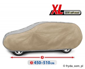 Plandeka Samochodowa OPTIMAL GARAGE XL SUV/Off Road