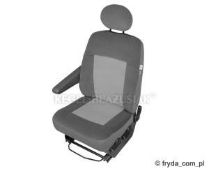Pokrowiec na pojedynczy fotel WELES DV1 L