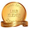 Złoty medal Laur Klienta – Lider Dekady 2004-2014